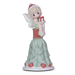 Tinker Bell on Holiday Bell by Precious Moments