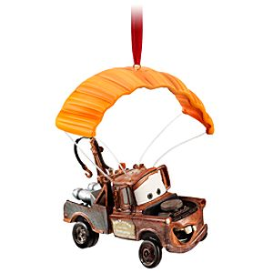 Cars 2 Tow Mater Ornament