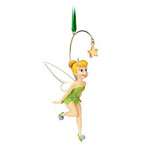 Second Star to the Right Tinker Bell Ornament