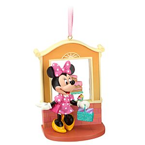 Bakery Minnie Mouse Ornament