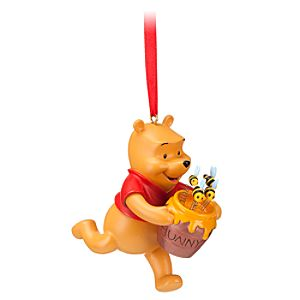 Honeypot Winnie the Pooh Ornament