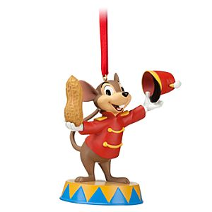 Timothy Mouse Sketchbook Ornament