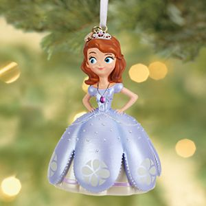 Sofia the First Sketchbook Ornament