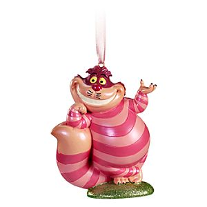 Alice in Wonderland Cheshire Cat Ornament