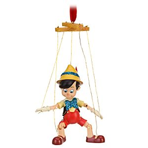 Pinocchio Ornament