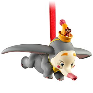 Flying Dumbo Ornament