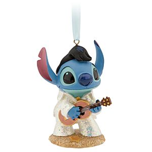 The King Stitch Ornament
