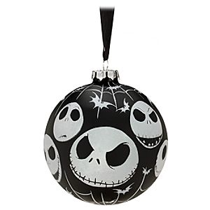Ball Jack Skellington Ornament