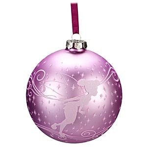 Ball Tinker Bell Ornament