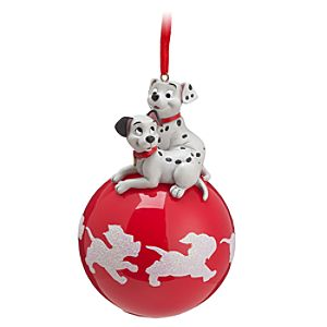 Ball One Hundred and One Dalmatians Ornament
