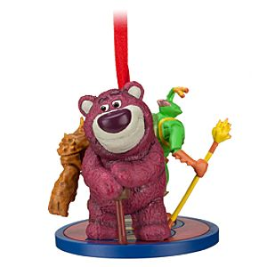 Toy Story 3 Twitch, Chunk, and Lots-o-Huggin Bear Ornament