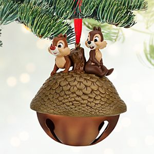 Chip n Dale Sketchbook Ornament