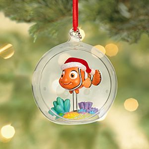 Nemo Sketchbook Ornament