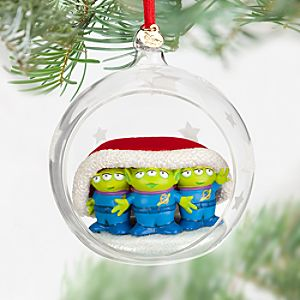 Aliens Sketchbook Ornament - Toy Story
