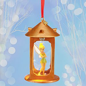 Tinker Bell Light-Up Sketchbook Ornament