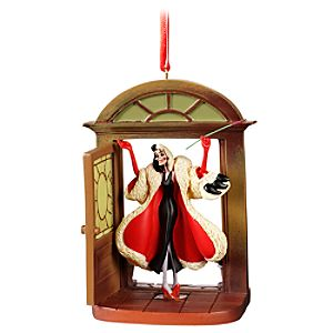 Cruella DeVil Ornament