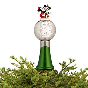 Share the Magic Minnie and Mickey Mouse Tree Topper
