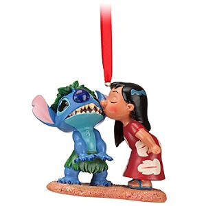 Lilo and Stitch Ornament