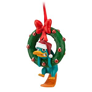 Phineas and Ferb Perry Ornament