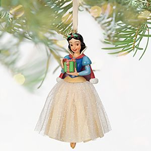 Snow White Sketchbook Ornament
