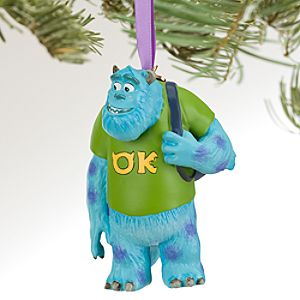 Sulley Sketchbook Ornament