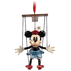 Minnie Mouse Marionette by Jim Shore