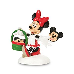 Minnies Custom Cookies Minnie Mouse Figurine by Dept. 56