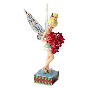 Holiday Tinker Bell Figure by Jim Shore