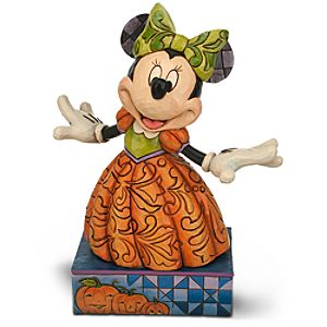 Minnie Mouse The Pumpkin Queen Figure by Jim Shore