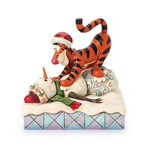 Tigger Pouncin Is What Tiggers Do Best Figure by Jim Shore