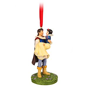 Snow White and Prince Limited Release Sketchbook Ornament - November 2014