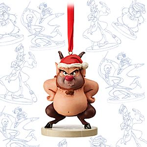Phil Limited Release Sketchbook Ornament - Hercules - September 2015
