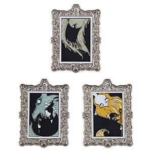 Maleficent Pin Set - Limited Edition