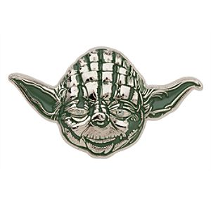 Yoda Pin - Star Wars