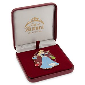 Sleeping Beauty Limited Edition Pin - Art of Aurora