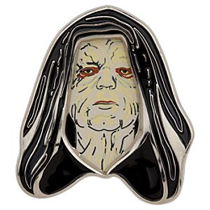 Emperor Palpatine Pin - Star Wars