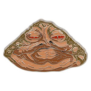 Jabba the Hutt Pin - Star Wars
