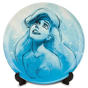 The Art of Ariel Decorative Plate