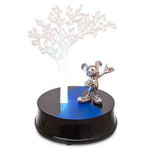 D23 Exclusive 25th Anniversary Lighted Mickey Mouse Figurine