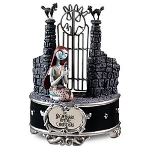 Tim Burtons The Nightmare Before Christmas Musical Sally Figurine