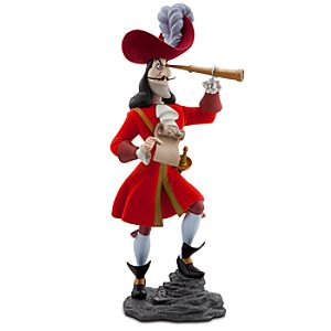 Limited Edition Disney Villains Captain Hook Figurine