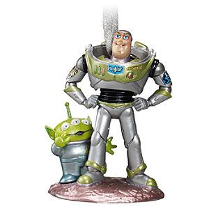D23 Exclusive 25th Anniversary Buzz Lightyear Ornament
