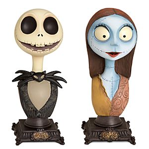 Jack Skellington and Sally Bust Duet