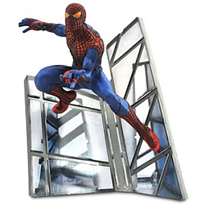 The Amazing Spider-Man Statue