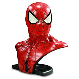 Legendary Scale Spider-Man Bust by Sideshow Collectibles -- 11 H