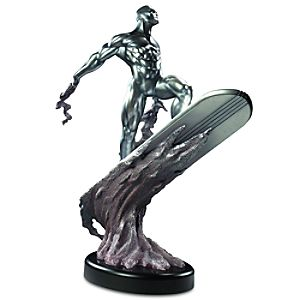 Comiquette Silver Surfer Statue by Sideshow Collectibles -- 24 H