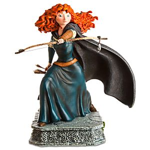Limited Edition Brave Merida Figure