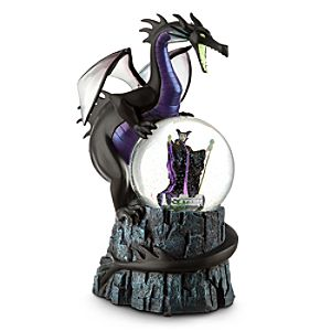 Disney Villains Maleficent Snowglobe
