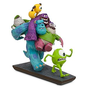 Monsters University Limited Edition Figure