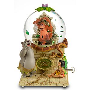 The Jungle Book Snow Globe